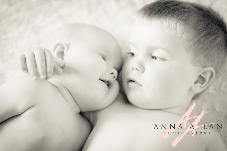 Brother and Sister - family photography Bristol & North Somerset