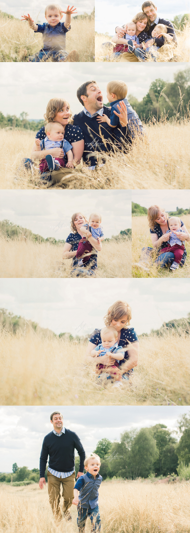Family Photographer in Middlesex